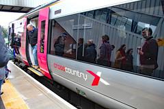CrossCountry Rail (Can Pac Swire) Tags: peterborough cambridgeshire cambs rail railway train 2016aimg2539 england english great britain british unitedkingdom uk crosscountry pe1 pe9