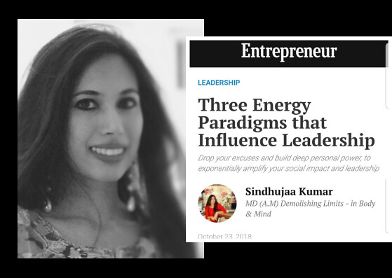 My article in Entrepreneur magazine
