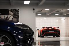 Lamborghini Aventador SV Roadster (GPE-AUTO) Tags: lamborghini aventador sv roadster lamborghiniaventador svroadster aventadorsv lavage washing rear spoiler aileron wing urus spotting