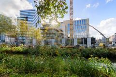 Hourglass Zuidas Amsterdam- (tomelst) Tags: amsterdam zuidas bouw bouwen construction