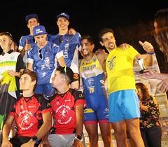 Campeonato de Madrid Triatlon Supersprint Villabilla Team Clavería podio 13