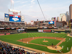 TargetField-45 (clintspaeth) Tags: mlb baseball minnesota minneapolis twins minnesotatwins stadiums stadium architecture sports sport twincities baseballstadiums ballparks ballpark targetfield target