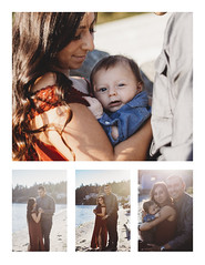 MORAN COLLAGE ONE (ChristieCFox) Tags: couples beach pnw kitsap kitsapphotographer bainbridgeisland silverdale poulsbo family baby