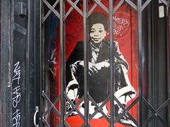 London 2018 (bella.m) Tags: graffiti streetart urbanart london greatbritain art stencil pochoir