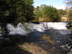 PICT0002 Weir on River Kent, Staveley (Anand Leo) Tags: barleybridge halllane staveley cumbria riverkent