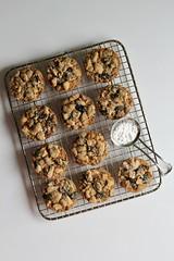 spiced pumpkin jammers (awhiskandaspoon) Tags: cookies jam dessert snacks food homemade sweet tuesdayswithdorie twd dc