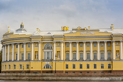 El Edificio del Senado - The Senate Building (Marcelo Farah) Tags: sanpetersburgo stpetersburg