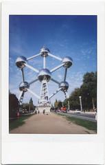 Brüssel VII (Ulla M.) Tags: brüssel instantfilm instant instaxmini instax bruxelles belgien belgium
