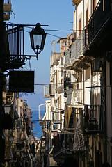 Cefalù,  Via Madonna degli Angeli (HEN-Magonza) Tags: cefalu sizilien sicily sicilia italien italy italia