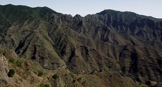 Mountains la gomera