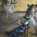 DEGAS Edgar,1880-81 - Le Foyer de la Danse (Philadelphie) - 0