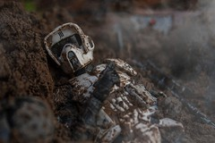 IMG_4839 (alex_davis92) Tags: blackseries blackseriesphotography starwars toyphotography toys war mud scouttrooper mist