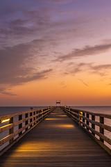Sonnenaufgang in Schönberger Strand an der Ostsee (frank_landsberg) Tags: 2018 laboe urlaub ostsee sonnenaufgang sonne meer seebrücke schönberg schönberger strand