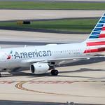 N738US - American Airbus A319 thumbnail
