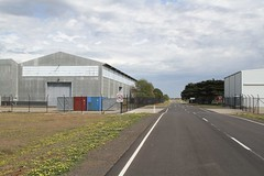 Access to the new Cotton On Group distribution centre beside Avalon Airport (Marcus Wong from Geelong) Tags: airport aviation avalon lara avalonairport victoria australia