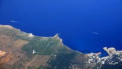 Blick auf Cala Morell (Gerhard.muc) Tags: mallorca segeln segeltörnmallorca2018 sommerurlaub sommerurlaub2018 menorcanordküste baleares spanien esp
