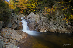 Above Glen Ellis (capers66) Tags: glenellisfalls river waterfall fall autumn canon5dmarkiv newengland newhampshire nh whitemountains flow longexposure