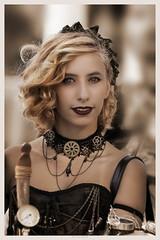 OKIMG_6676 (taymtaym) Tags: steampunk steampunkitalia steamers cosplay cosplayers costumes costumi costume cosplayer portrait portraits ritratto ritratti girl lady ragazza modella
