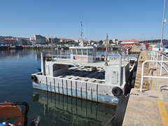 M2119990 E-M1ii 12mm iso200 f8 1_500s 0.3 (Mel Stephens) Tags: galicia holiday o grove spain 20180911 201809 2018 q3 4x3 wide olympus mzuiko mft microfourthirds m43 1240mm pro omd em1ii ii mirrorless coast coastal transport boat