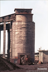 2018/10/4 JS8077 Sandaoling (Pocahontas®) Tags: js8077 steam engine steamlocomotive rail railway railroad locomotive loco train sandaoling steamtrain coalmine coal coaltrain kodakektar100