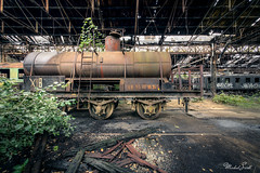 Cisterna (Michal Seidl) Tags: abandoned train vagon car hdr urbex infiltration hungary decay railway rail opuštěný železnice vůz cisterna rusty