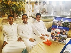 Students at Kingdom Schools in Riyadh, excited to hear more about studying at SUNY New Paltz. #npinternational #npsocial #studyusa #studynewyork #youarewelcomehere #riyadh #kingdomschools (New_Paltz) Tags: suny new paltz college university ny hudson valley