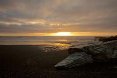 Pancake Rocks, Sunset (José Rambaud) Tags: pancakerocks sol sun sunset sunlight atardecer punakaiki westcoast paparoa newzealand nuevazelanda beach playa mar seascape sea tasmansea mardetasmania pacific pacificocean océanopacífico