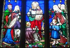 [67658] St Peter, Doddington : Caroline Jarvis Window (Budby) Tags: doddington lincolnshire church stainedglass window