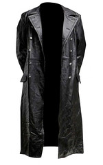 German Officer WW2 Military Uniform Black Leather Trench Coat 3 (stanley.kathy95) Tags: usfashion cafashion ukfashion trenchcoat leathercoat outfits bestprice menfashion boysfashion menjackets menclothing boysclothing menswear bikerboys lovers fans shopping stylish costume superhotfashion parties casual love elegant awesome