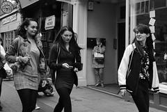 Expressions (Bury Gardener) Tags: 2018 nikond7200 nikon england eastanglia uk britain snaps suffolk streetphotography street streetcandids strangers people peoplewatching folks candid candids bw blackandwhite abbeygatestreet