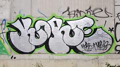 Kore... (colourourcity) Tags: streetartaustralia streetart streetartnow graffiti melbourne burncity awesome letters burner notforlikes colourourcitymelbourne colourourcity original kore