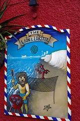 Lion & Lobster, Brighton 2 (Dayoff171) Tags: pubsigns signs gbg2019 unitedkingdom eastsussex gbg greatbritain england europe brighton lionlobster