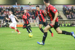 Lewes 3 Worthing 4 03 10 2018-159.jpg (jamesboyes) Tags: lewes worthing sussex football soccer fussball calcio voetbal amateur bostik isthmian goal score celebrate tackle pitch canon 70d dslr