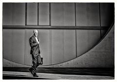 City Walking (Andy J Newman) Tags: berlin germany de man candid street nikon d500 silverfefex vulturelabs