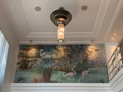 Earl LaPan Mural Art Deco Lobby Victor Hotel (Phillip Pessar) Tags: earl lapan mural art deco lobby victor hotel