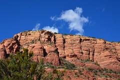 Sedona 24 (Krasivaya Liza) Tags: sedona az arizona out west red rocks cliffs canyon canyons nature natural cliff grateful gratefulness park western arizonan desert