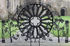 Bishops Palace Entrance Gate (Arkle1) Tags: