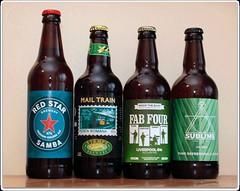 Liverpool Ales (zweiblumen) Tags: beer liverpool ale bottles canoneos50d canonspeedlite430exii polariser zweiblumen