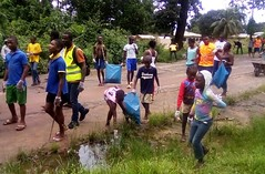 liberia9 (Let's Do It World) Tags: wcd2018 liberia worldcleanupday letsdoitworld cleanup streetwork tshirts