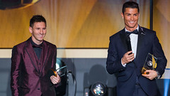 Messi and Ronaldo to decide world's best young player (dsoccermaster) Tags: worldcup 2018 fifa world cup russia