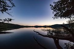 Blaue Stunde am Laacher See (clemensgilles) Tags: bluehour blauestunde lake deutschland eifel germany