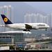 A380-841 | Lufthansa | D-AIME | HKG