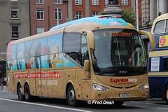Bus Eireann SE39 (151D6215). (Fred Dean Jnr) Tags: buseireannroute4 scania irizar i6 se39 151d6215 edenquaydublin september2018 dublin alloverad id2015 brownbagfilms buseireann