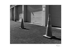Cones (radspix) Tags: mamiya 645 1000s sekor 55105mm f45 ilford hp5 plus pmk pyro