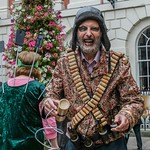 YMPST waggon play performance, St Helen's Square, 16 September 2018 - 02 thumbnail