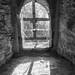 Compton Castle window