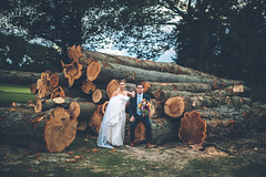 sam and meredith (markmartucciphoto) Tags: markmartucciphotography nj wedding new jersey logs