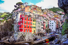 Italy - Cinque Terre - Riomaggiore (andrei.leontev) Tags: cinqueterre italy italie laspezia riomaggiore ngc italia