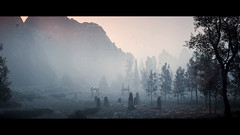 a cold place (lazso) Tags: horizon zero dawn videogame photo filmphotography art lovuguys