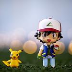 Ash and Pikachu thumbnail
